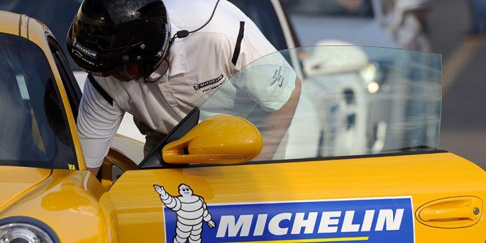 Frenleme testlerinin en iyisi Michelin