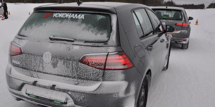 Yokohama BluEarth 4S AW21'i İsveç'te kar ve buz üzerinde denedik