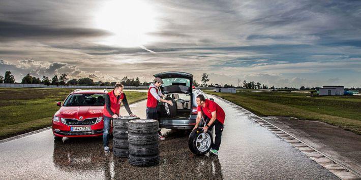 Alman otomobil sürücüleri derneğinin 2019 için en iyi yaz lastikleri testi