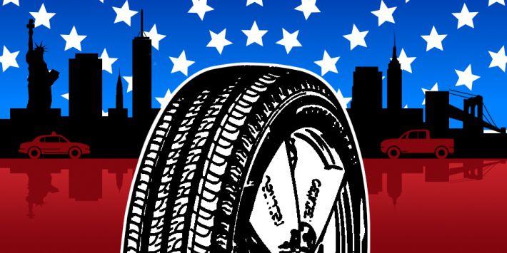Amerikan lastik markaları ABD'li lastik üreticileri