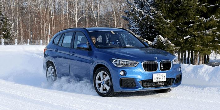 SUV için kış lastiği testi: Auto Bild, BMW X1 aracında lastik kıyaslaması gerçekleştiriyor