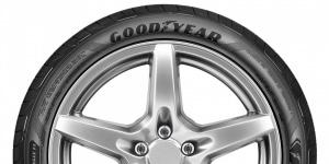 Yeni ultra yüksek performans lastiği Goodyear Eagle F1 Asymmetric 5