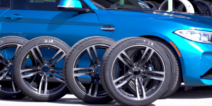 Lastikler BMW M2 Tyre Reviews