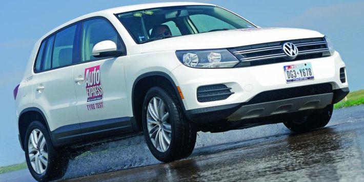 Uzun yol SUV lastikleri testi: AutoExpress SUV tipi araçlara uygun lastikleri ıslak zeminde karşılaştırdı