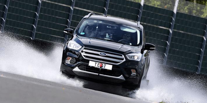 SUV'lere yönelik yaz lastikleri testi: Islak zeminde kavrama