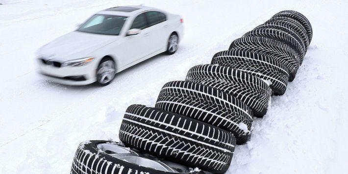 10 adet ultra yüksek performans kış lastiği Auto Bild tarafından karşılaştırıldı