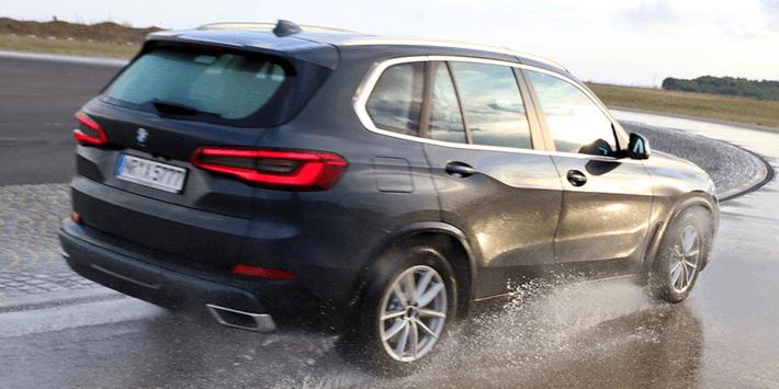 Test pneu été 4x4 et SUV : Auto Bild fait un comparatif de pneus pour 4x4 sur la BMW X5